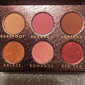 BNIB! ZOEVA Voyager Eyeshadow Palette Soft Sun 🌞